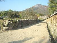 村内の風景