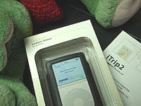 iPod用ケースとiTrip2
