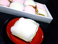 『ケーキ屋さんの「ちーず大福」』