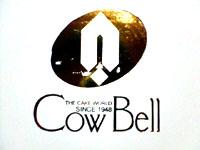 『CowBell』ロゴ