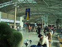 仁川国際空港の風景