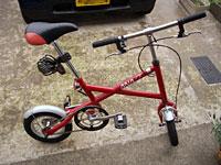 自転車『ポックルくん』