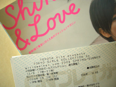 昨年発売された『Shinkansen & Love』(Studio Voice 別冊)と絡めてみました
